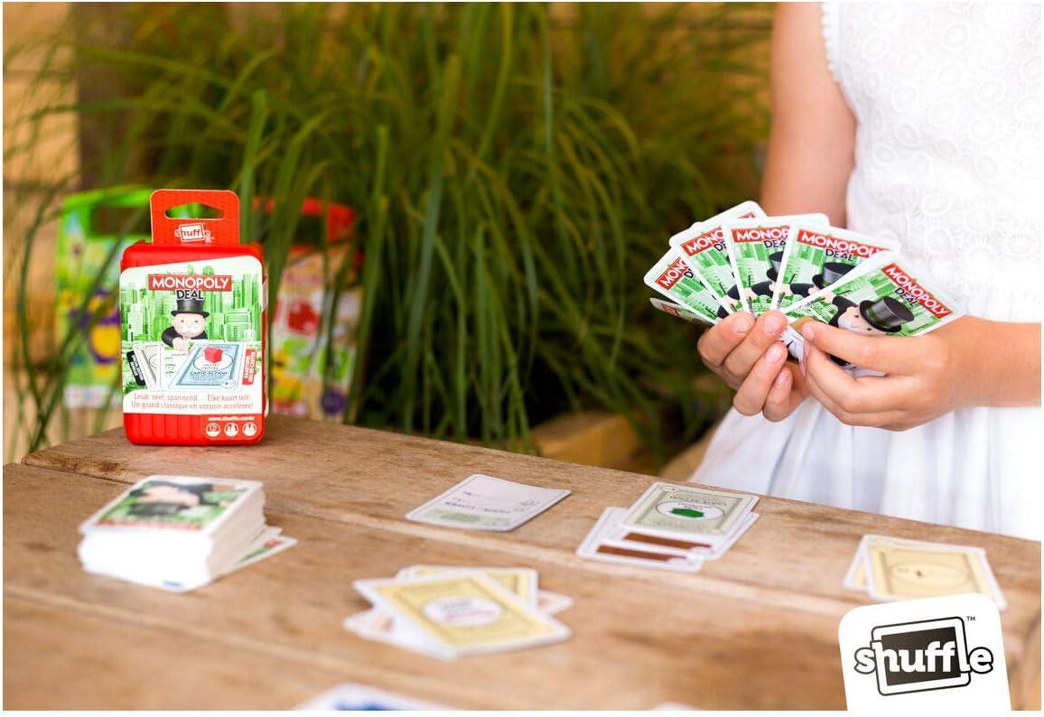 Cartamundi - Juego de cartas (100201004) (importado). Versión inglés: Amazon.es: Juguetes y juegos