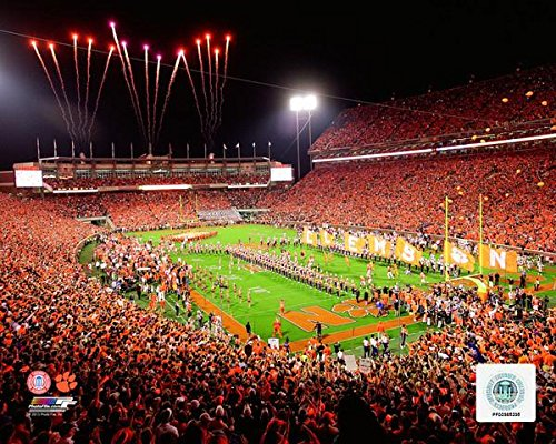 Memorial Stadium Clemson Tigers NCAAフォト(サイズ: 16