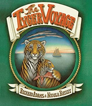 book cover of The Tyger Voyage