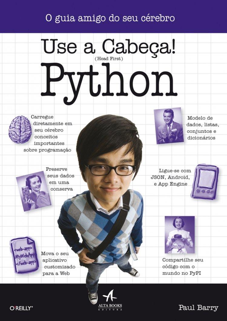 Resultado de imagem para use a cabeça python