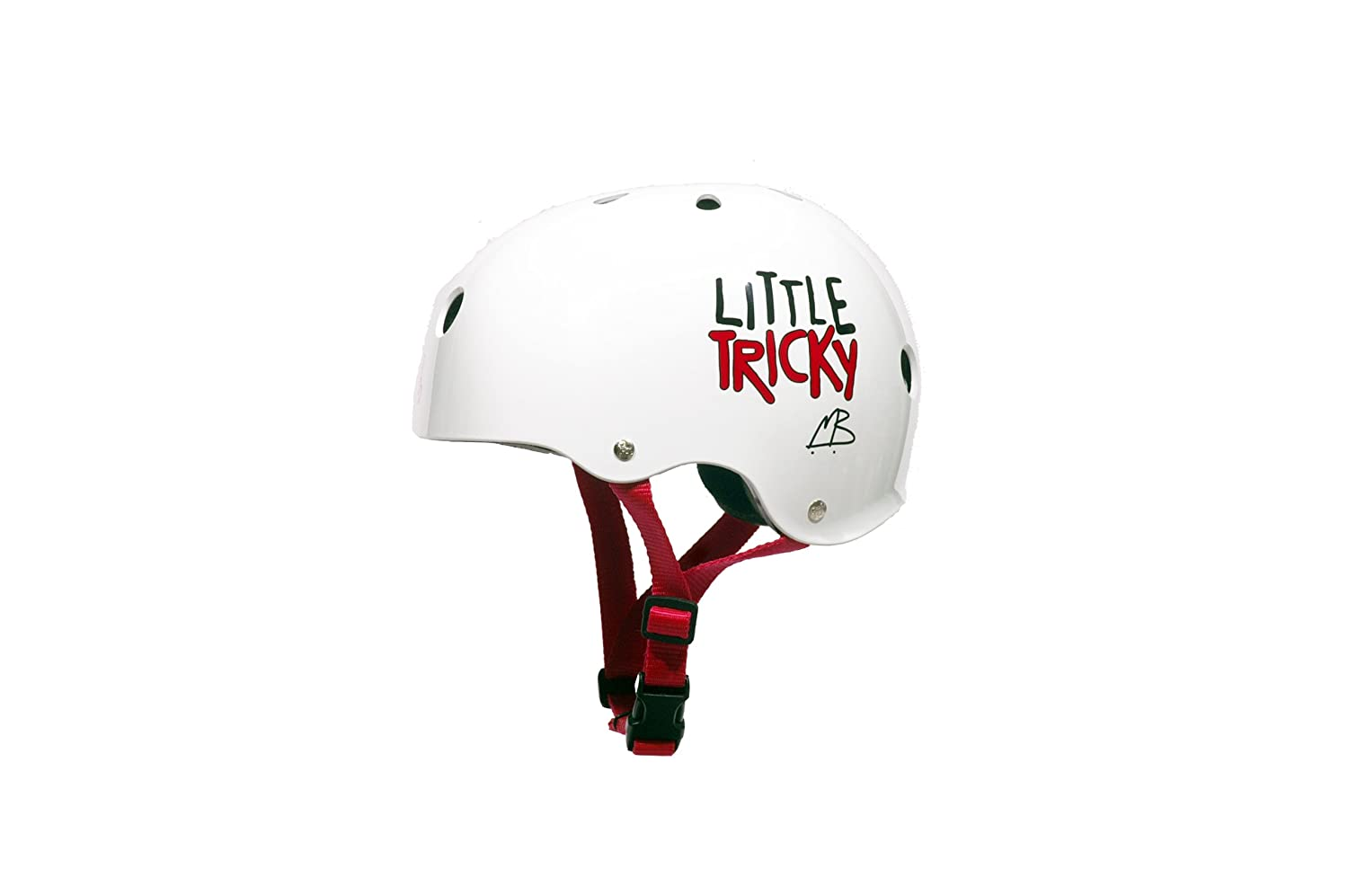 White Gloss, Youth Triple Eight Junior Little Tricky V2 Rubber Gear 3901