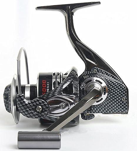ishowstore metal Izquierda/Derecha intercambiables plegable Pesca ...