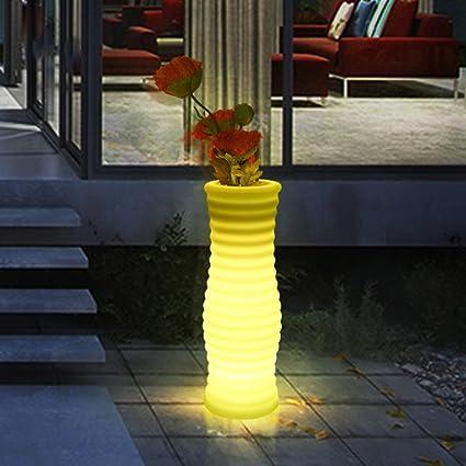 Augrous Moderno LED Lámpara de Piso 16 Color Lámpara de pie ...