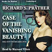 Case of the Vanishing Beauty | Richard S. Prather