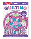 Melissa & Doug Quilting Made Easy - Flower Toy
