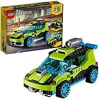 LEGO Creator 3in1 Rocket Rally Car 31074 Building Kit...