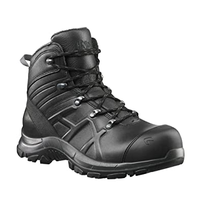 Haix Black Eagle Safety 56 mid Robust and Comfort S3 Safety Shoes ... 5223685202