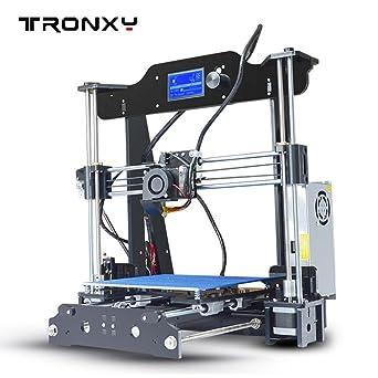 X8 Precision DIY acrílico estructura Impresora 3d grandes ...