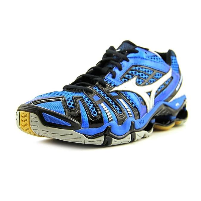 Mizuno Wave Tornado 8 Fibra sintética Zapato para Correr: Amazon.es: Zapatos y complementos