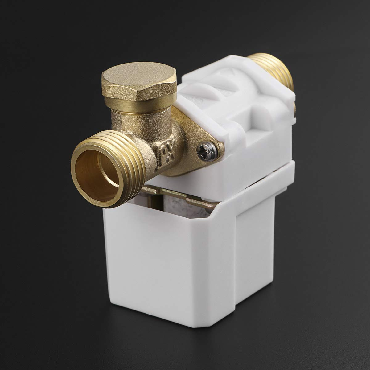 Elettrovalvola solenoide per acqua 12/V 1//2 Ueetek
