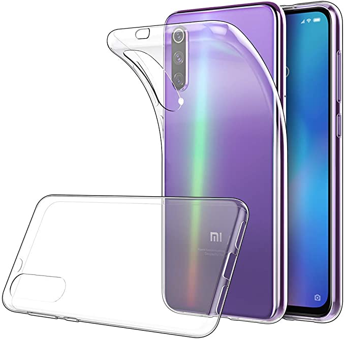 Funda Xiaomi Mi 9 SE TPU Transparente Slim Silicona Case Cover [Anti-arañazos] para Xiaomi Mi9 SE: Amazon.es: Electrónica