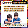 61Vf3CZYPrL. SS100  - IQ BUILDER   STEM Learning Toys   Creative Construction Engineering   Fun Educational Building Toy Set for Boys and…