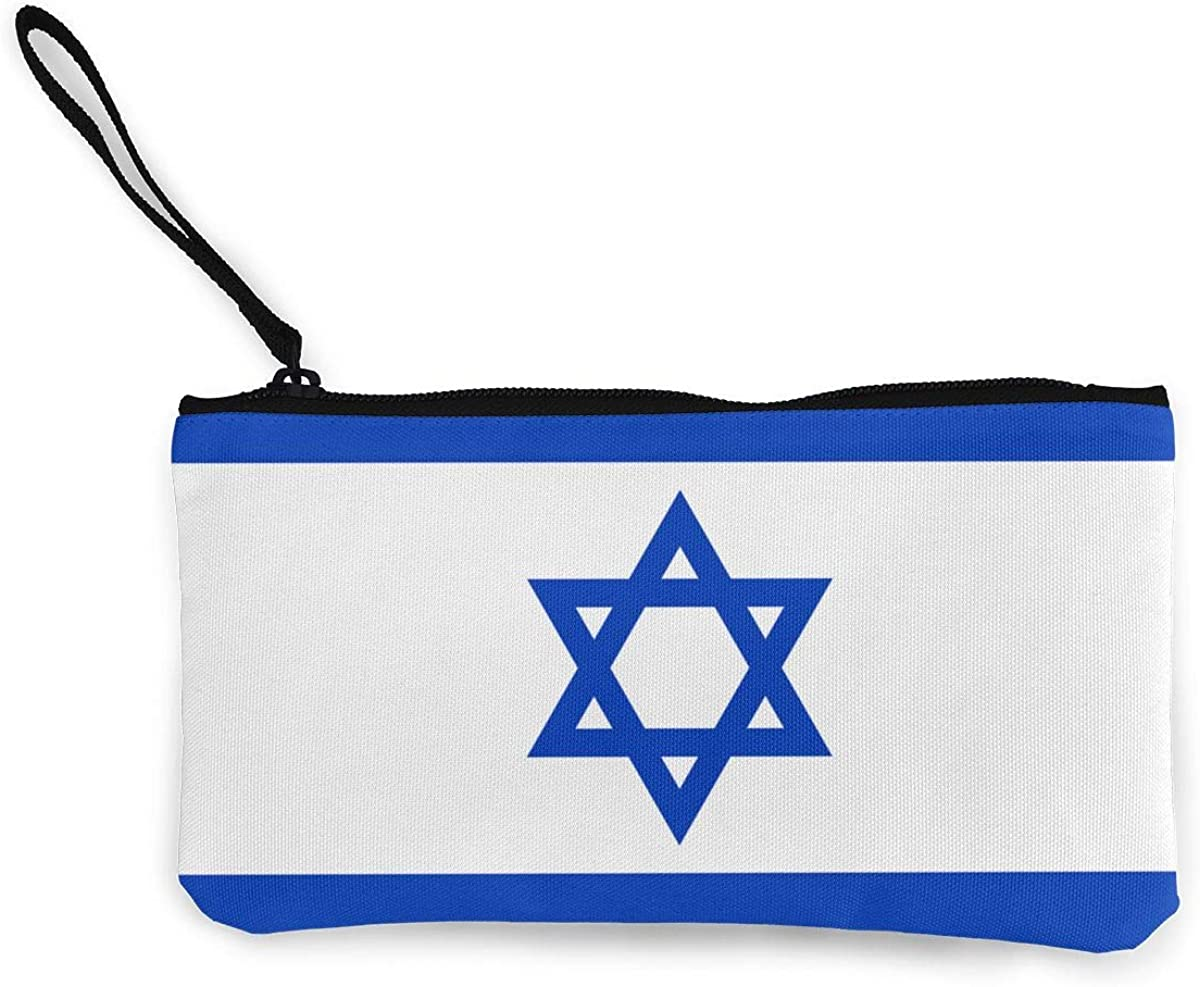 Israel Flag Wallet Coin...