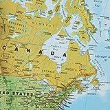 Maps International - Large World Map – Wall Map