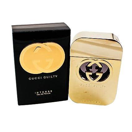 bc860c7a9edb2 Gucci - Guily Intense - Eau de Parfum para mujer - 75 ml  Amazon.es ...