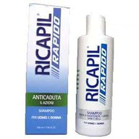 The Direct Marketing Company ricapil rápida champú anticaída – 50 ML