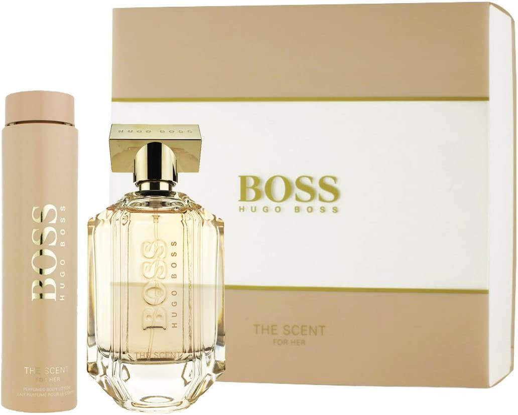 Hugo Boss - Estuche de regalo eau de parfum boss the scent for her: Amazon.es: Belleza