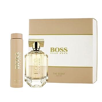 Hugo Boss - Gift Set Eau de Parfum Boss The Scent For Her  Amazon.co ... 7efb201a57