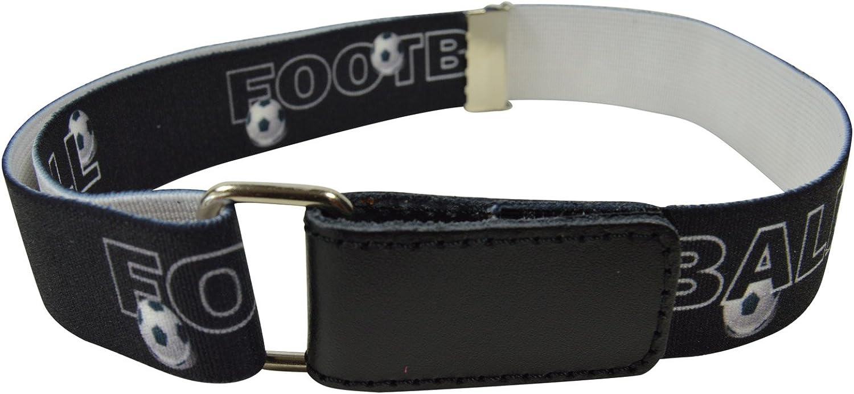 Apertura Hook /& Loop con Stampato design Olata Cintura Elasticizzata per Bambini 1-6 Anni
