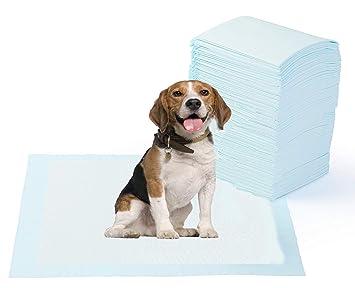 ASOCEA Almohadillas Desechables para Cachorros Entrenamiento de Mascotas, para Cachorros y Adultos, a Prueba