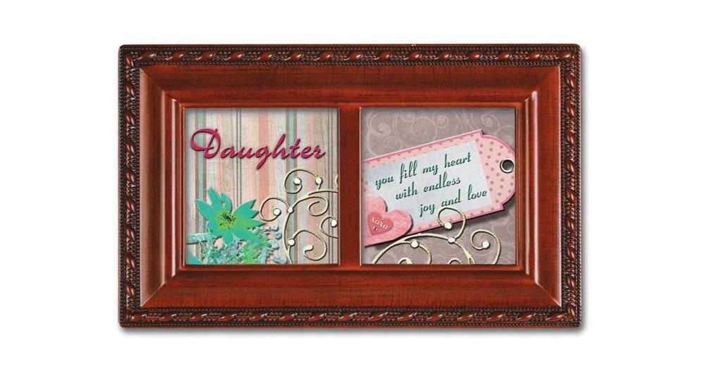 超熱 Daughter You Fill My B0090R9R44 My Heart Woodgrain Cottage Plays Garden Petite Music Box Plays Light Up My Life B0090R9R44, RAMBUTAN:5b524687 --- arcego.dominiotemporario.com