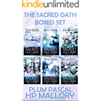 The Sacred Oath Boxed Set: Fantasy with a naughty twist