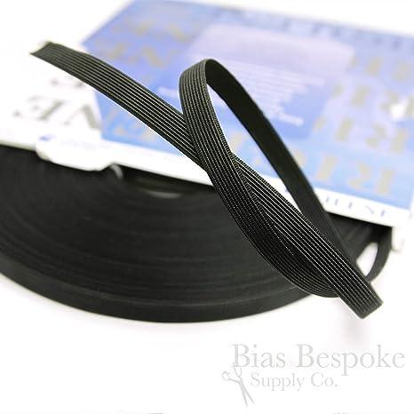 Item4ever 1//2, Black 50yds Rigilene Poly Polyester Boning