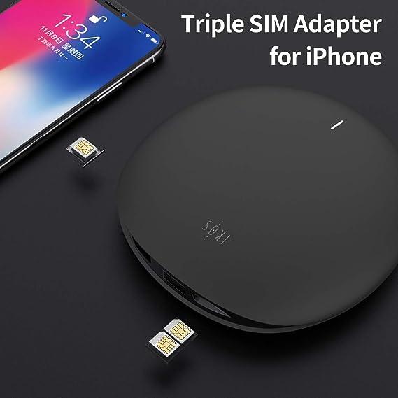 IKOS W3600 Bluetooth Dual SIM Adapter