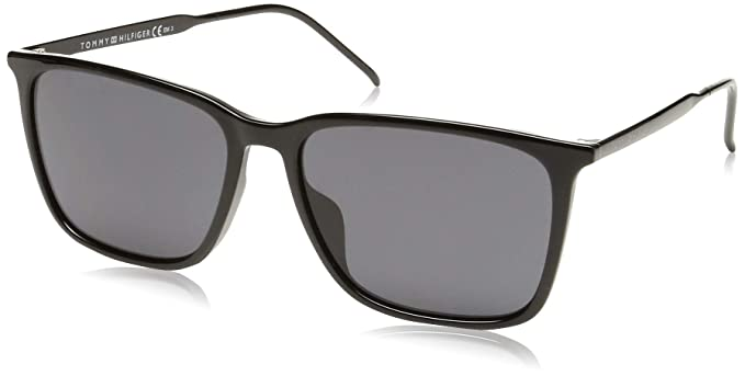 Tommy Hilfiger TH 1652/G/S Gafas de Sol, Multicolor (Black ...