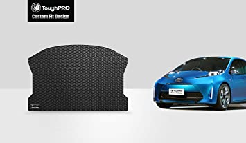 TOYOTA PRIUS PLUS 12-ON HEAVY DUTY RUBBER CAR BOOT MAT