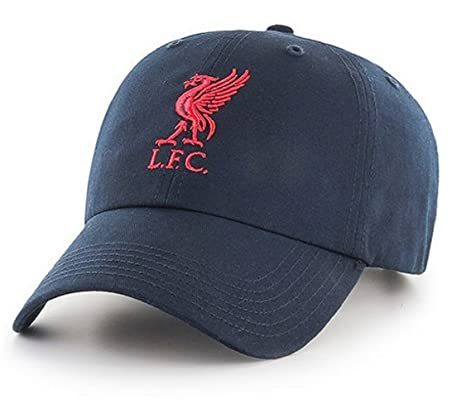 Amazon.com   Liverpool FC Dark Navy Cap Authentic Merchandise ... 9edb51b1622