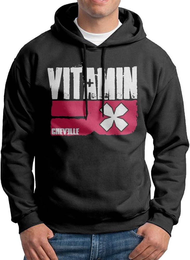 Chevelle Band Vitamin R Male Crewneck Hoodies Sweatshirts