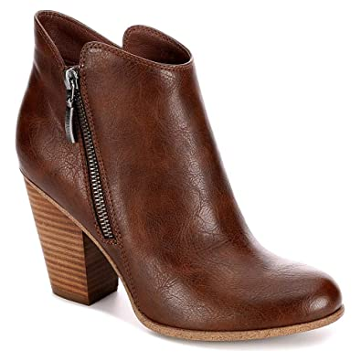 Michael   Michael  By Michael Shannon Ginnie Side Zip Up Bootie 1b2dfa