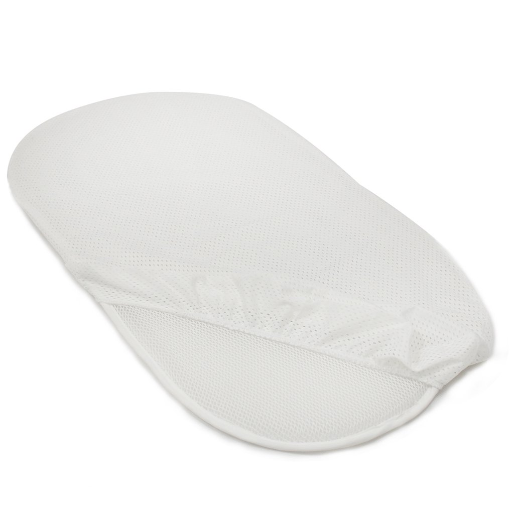 Fitted Sheet for The PurFlo Baby Newborn Keep ME Close Breathable Bedside Sleeping Crib