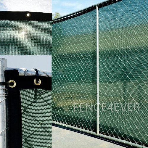 Green Privacy Screen Windscreen Fabric product image