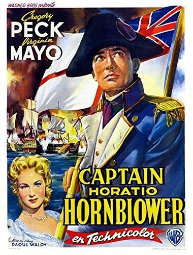 Captain Horatio Hornblower R.N. Movie Poster