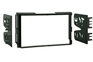 Metra 95-7313 Double DIN Installation Kit for Select 2001-2006 Hyundai Vehicles (Black)