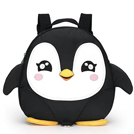 Amazon.in  Buy EPLAZA Toddler Walking Safety Penguin Belt Backpack with  Leash Child Kid Harness Strap Bag (black penguin) Online at Best Price in  India ... 638f90dd1fce1