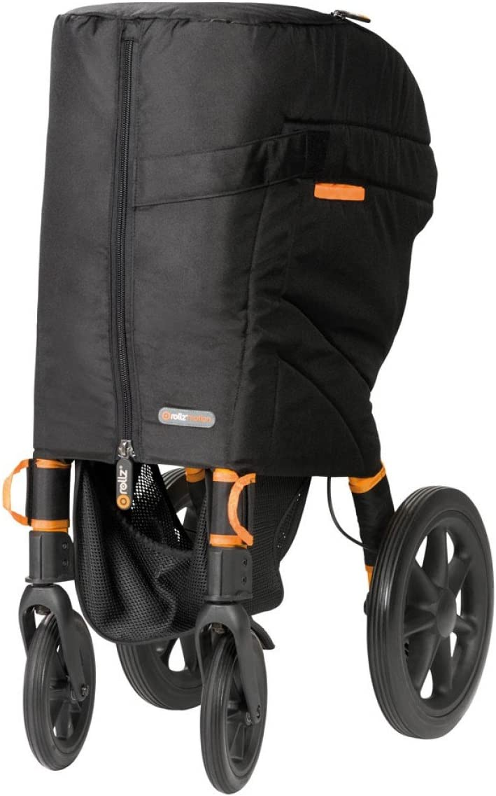 Amazon.com: Rollz Motion All In One Rollator & Wheelchair ...