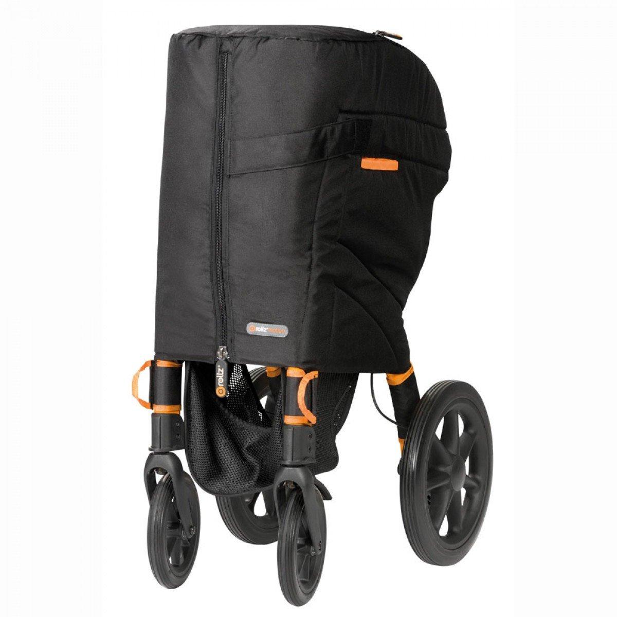 Amazon Com Rollz Motion 2 N 1 Rollator Transport Chair
