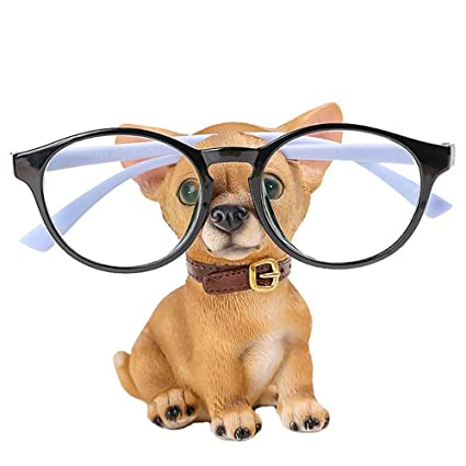 d6ab85ca4ff Amazon.com  Yooce Puppy Dog Eyeglass Holder Pet Sunglass Display ...