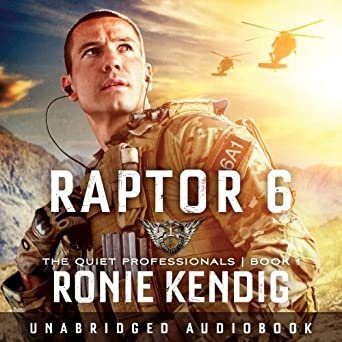 Raptor 6 (Audio Download): Ronie Kendig, Adam Verner, Shiloh
