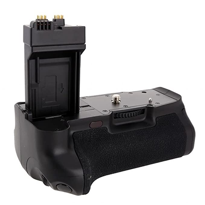 Meike Mk-550dl Lcd Timer Battery Grip For Canon Eos 550d 600d 650d 700d Rebel T2i T3i T4i T5i Digital Slr Camera Camera & Photo