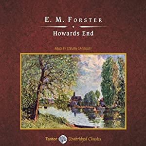 Howards End Hörbuch