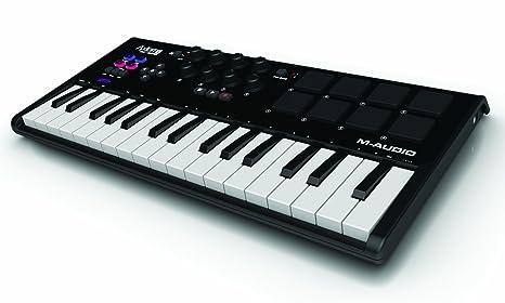 Axiom M-Audio teclado Mini 32 principal Aire