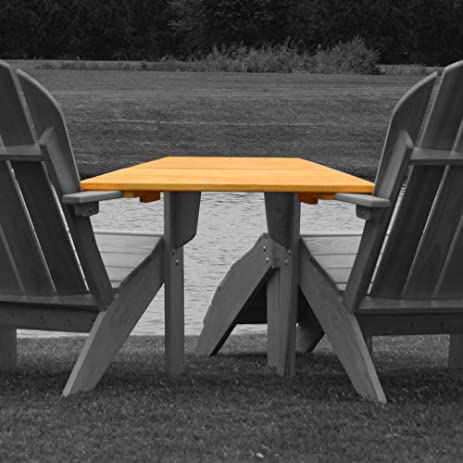 Designed For Outdoors Tete A Tete Table For Chairs
