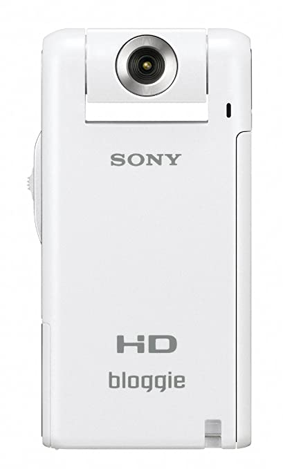 amazon com sony mhs pm5 bloggie hd video camera white rh amazon com Sony Bloggie Walmart Sony Bloggie Charger