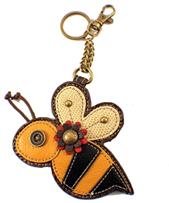 Amazon.com: Chala cartera – Clave FOB – Busy Bumblebee: Clothing