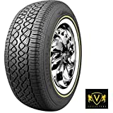 Vogue Tyre Custom Built Radial VII Passenger Tire-215/70R15 98T SL-ply