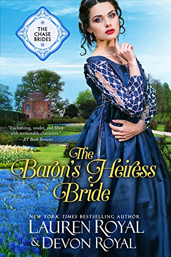 Download PDF The Baron's Heiress Bride - A Sweet & Clean Historical Romance